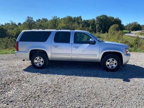 2012 Chevrolet Suburban for sale at Skyline Automotive LLC in Woodsfield OH