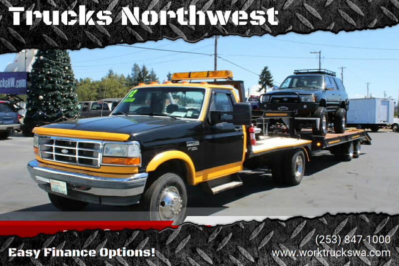 1992 Ford F-450 for sale in Spanaway, WA