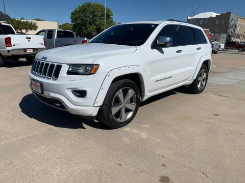 2016 Jeep Grand Cherokee for sale at Spady Used Cars in Holdrege NE