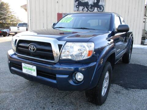 2006 Toyota Tacoma for sale at Roland's Motor Sales in Alfred ME