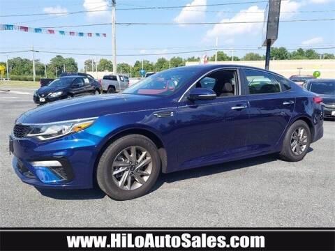 2019 Kia Optima for sale at BuyFromAndy.com at Hi Lo Auto Sales in Frederick MD