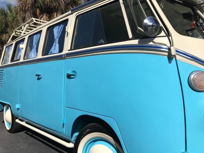 1974 Volkswagen Vanagon 15 Windows - Boca Raton FL