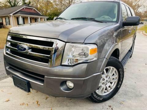 2012 Ford Expedition for sale at E-Z Auto Finance in Marietta GA
