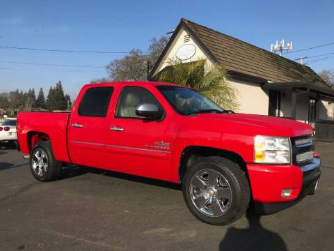 2011 Chevrolet Silverado 1500 for sale at Three Bridges Auto Sales in Fair Oaks CA
