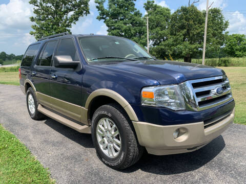 2012 Ford Expedition for sale at Champion Motorcars in Springdale AR