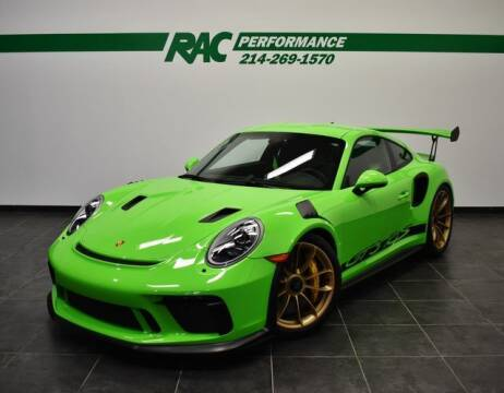 2019 Porsche 911 for sale at RAC Performance in Carrollton TX