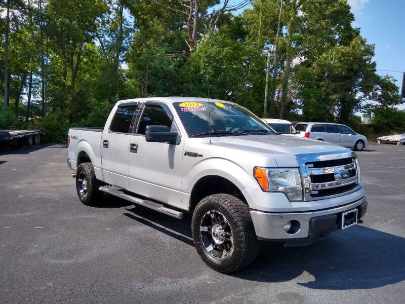 2013 Ford F-150 for sale at James River Motorsports Inc. in Chester VA