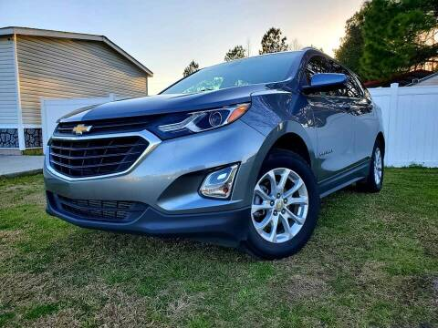 2019 Chevrolet Equinox for sale at Real Deals of Florence, LLC in Effingham SC