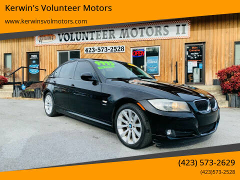 2011 BMW 3 Series for sale at Kerwin's Volunteer Motors in Bristol TN