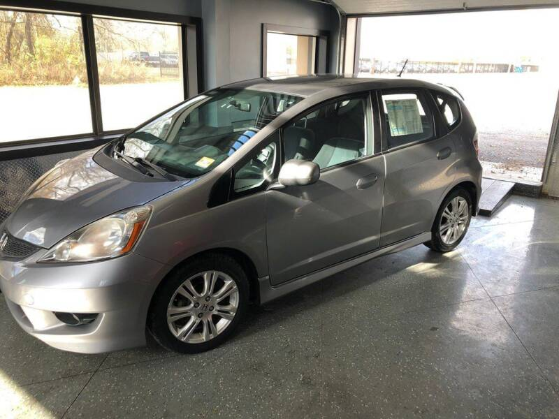 2009 Honda Fit for sale at Settle Auto Sales TAYLOR ST. in Fort Wayne IN