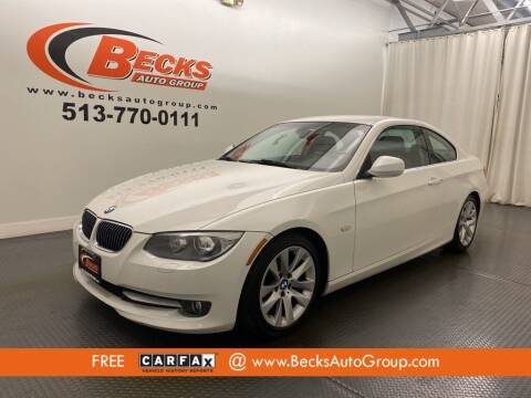 2011 BMW 3 Series for sale at Becks Auto Group in Mason OH