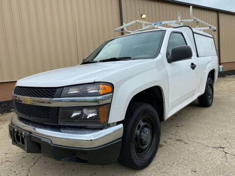 2008 Chevrolet Colorado for sale at Prime Auto Sales in Uniontown OH