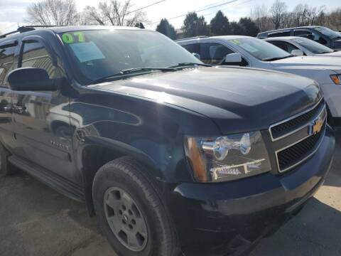 2007 Chevrolet Tahoe for sale at Buena Vista Auto Sales in Storm Lake IA