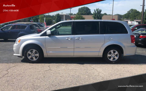 2011 Dodge Grand Caravan for sale at Autoville in Kannapolis NC