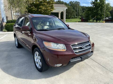 2008 Hyundai Santa Fe for sale at 411 Trucks & Auto Sales Inc. in Maryville TN