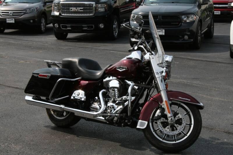 2014 Harley-Davidson Road King for sale in Machesney Park, IL