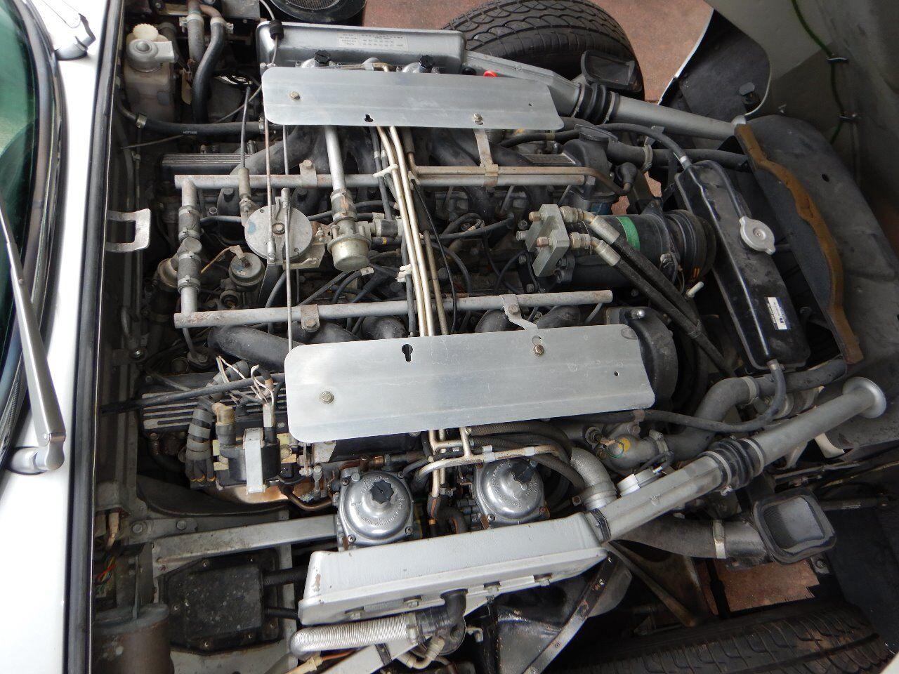 1973 Jaguar XKE 85