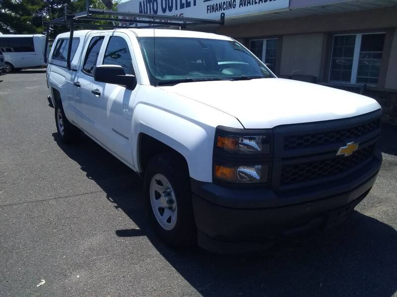 2014 Chevrolet Silverado 1500 for sale at Wilson Investments LLC in Ewing NJ