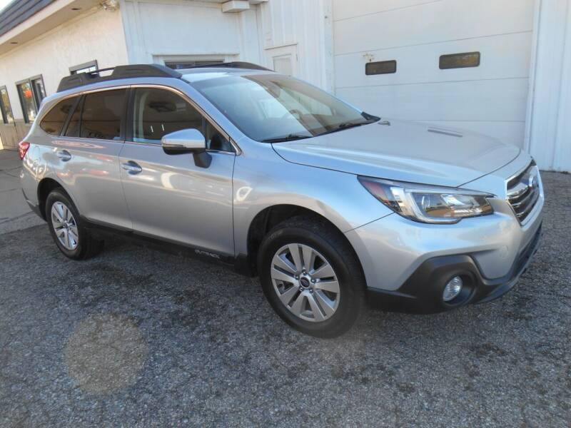 2018 Subaru Outback for sale at Unity Motors LLC in Jenison MI