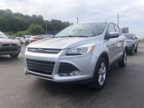 2014 Ford Escape for sale at Instant Auto Sales in Chillicothe OH