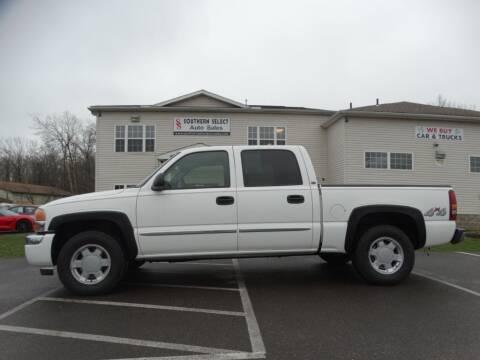 2006 GMC Sierra 1500 for sale at Cj king of car loans/JJ's Best Auto Sales in Troy MI