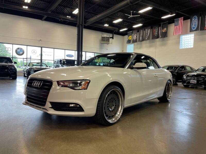 2014 Audi A5 for sale at CarNova in Sterling Heights MI