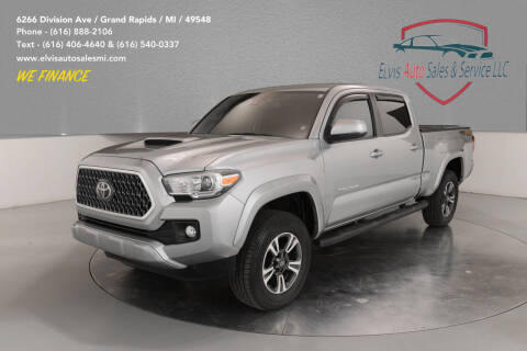 2018 Toyota Tacoma for sale at Elvis Auto Sales LLC in Grand Rapids MI