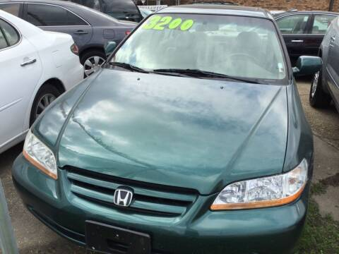2002 Honda Accord for sale at Best Auto Sales in Baton Rouge LA