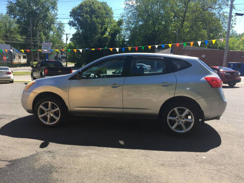 2009 Nissan Rogue for sale at Diamond Auto Sales in Lexington NC