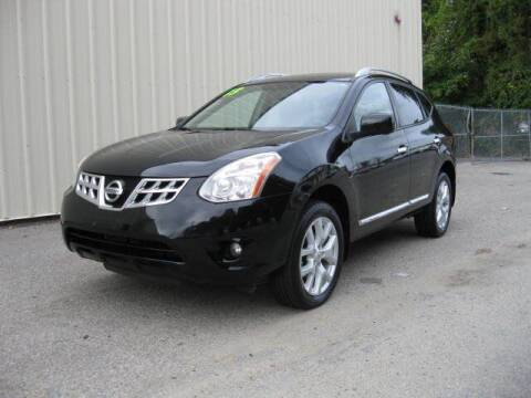 2013 Nissan Rogue for sale at Jareks Auto Sales in Lowell MA