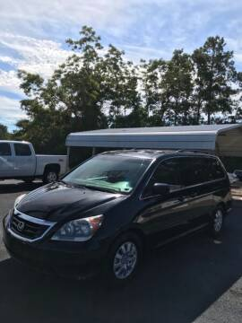 2010 Honda Odyssey for sale at Northgate Auto Sales in Myrtle Beach SC