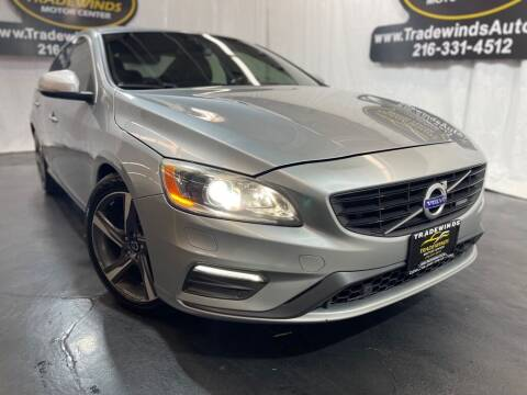2015 Volvo S60 for sale at TRADEWINDS MOTOR CENTER LLC in Cleveland OH