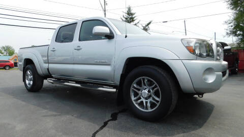 2009 Toyota Tacoma for sale at Action Automotive Service LLC in Hudson NY
