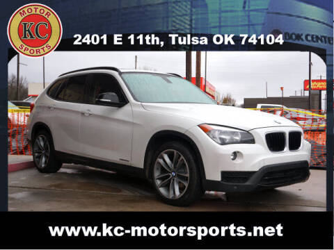 2013 BMW X1 for sale at KC MOTORSPORTS in Tulsa OK