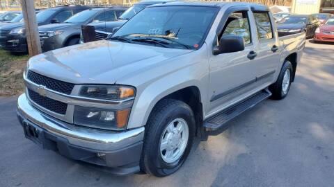 2006 Chevrolet Colorado for sale at GA Auto IMPORTS  LLC in Buford GA