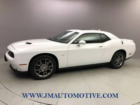 2017 Dodge Challenger for sale at J & M Automotive in Naugatuck CT