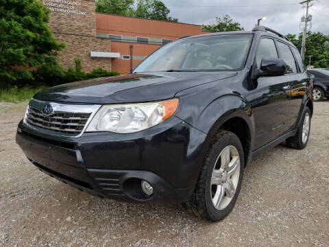 2010 Subaru Forester for sale at DILLON LAKE MOTORS LLC in Zanesville OH