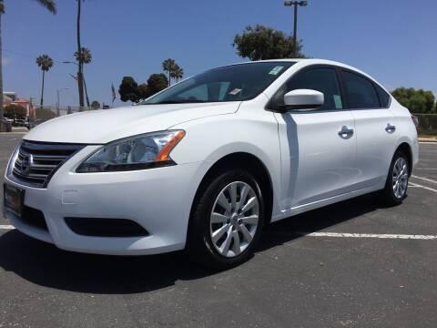 2015 Nissan Sentra for sale at Auto Max of Ventura in Ventura CA