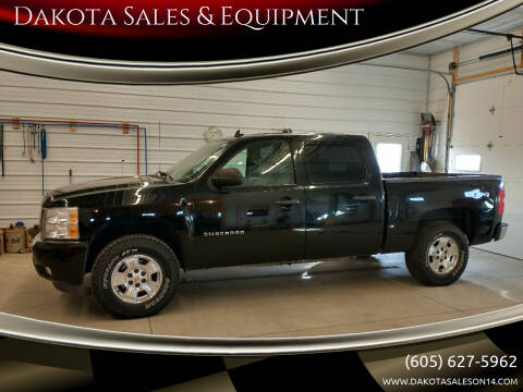 2011 Chevrolet Silverado 1500 for sale at Dakota Sales & Equipment in Arlington SD
