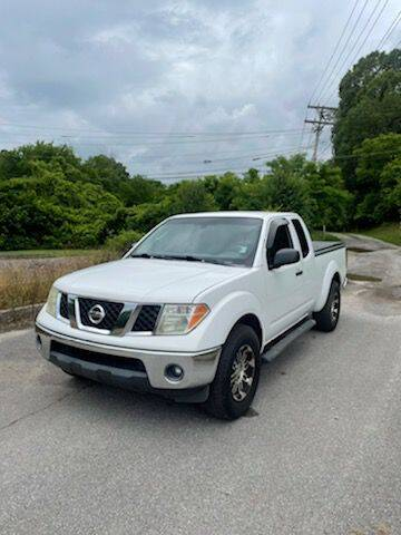 2007 Nissan Frontier for sale at Dependable Motors in Lenoir City TN