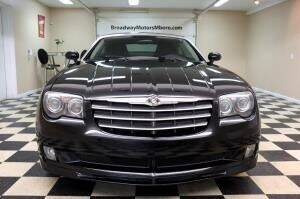 2005 Chrysler Crossfire SRT-6 for sale at Cj king of car loans/JJ's Best Auto Sales in Troy MI