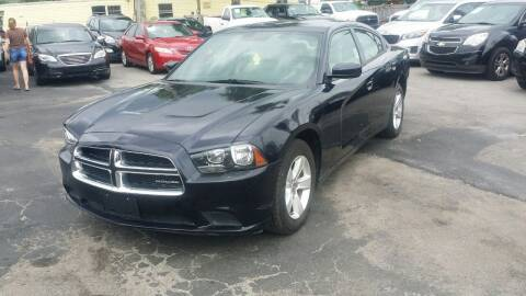 2011 Dodge Charger for sale at Nonstop Motors in Indianapolis IN
