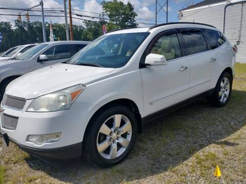 2009 Chevrolet Traverse for sale at Clinton MotorCars in Shrewsbury MA