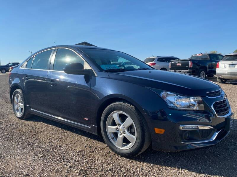 2015 Chevrolet Cruze for sale at FAST LANE AUTOS in Spearfish SD