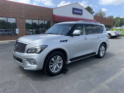 2016 Infiniti QX80 for sale at Impex Auto Sales in Greensboro NC