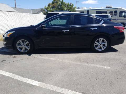 2013 Nissan Altima for sale at Freds Auto Sales LLC in Carson City NV