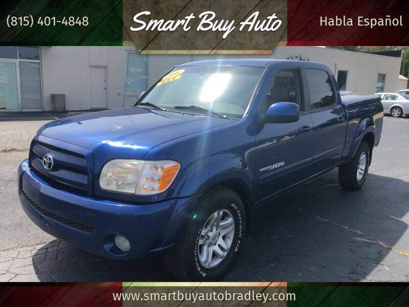 2006 Toyota Tundra for sale at Smart Buy Auto in Bradley IL