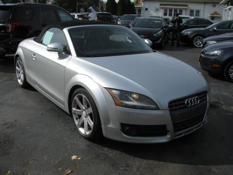 2008 Audi TT for sale at CLASSIC MOTOR CARS in West Allis WI