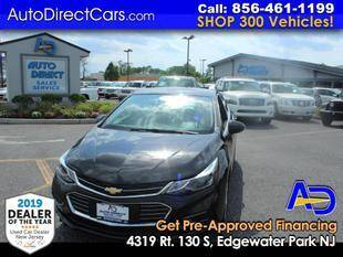 2017 Chevrolet Cruze for sale at Auto Direct Trucks.com in Edgewater Park NJ
