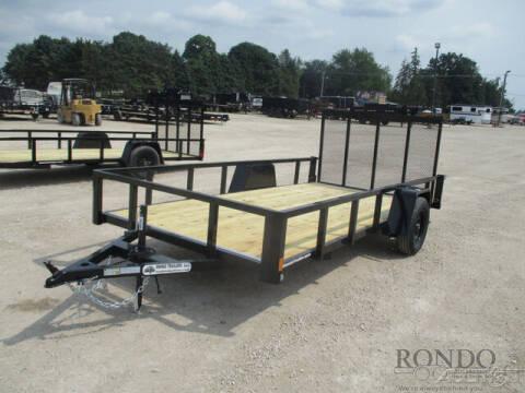 2021 Rhino Single Axle Utility UTILITY 7X for sale at Rondo Truck & Trailer in Sycamore IL